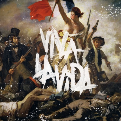 Album artwork for 'Viva La Vida Or Death And All His Friends'